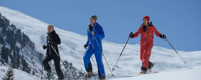 SchneeschuhwandernimZillertal
